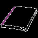 glue binding, adhesive binding, Lumbeck